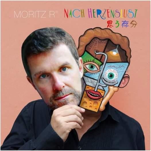 """SHOP HERE: Moritz R® - """"Nach Herzenslust"""" CD & LP & Single """"Kinder des Lichts"""" chakchak art shop by Moritz R & Anja G (Nur bei uns mit POSTER)"""