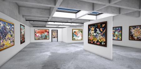 anja exhibition